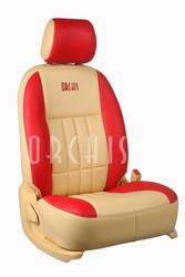 Toyota  Etios Innova Prado Land Cruiser Car Leather Seat Covers Orchis