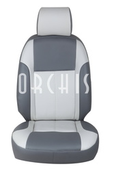 Skoda Octavia Laura Rider Yeti Fabia Car Leather Seat Covers Orchis