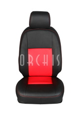 Liva Fiat Punto Linea Car Leather Seat Covers Orchis