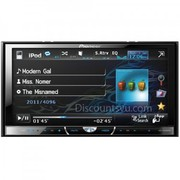 Pioneer AVH-P3490DVD In-Dash Double-DIN DVD Multimedia AV Receiver