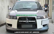 car modification and car body kit available with us