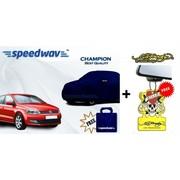 Speedwav Car Body Cover Toyota Innova New - Champion (Best Quality)