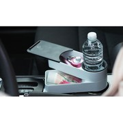 Quirky Travel Stacks Car Storage/ Cup Holder Device