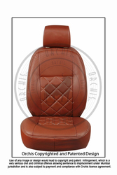 Fiat Punto Linea Car Leather Seat Covers Orchis