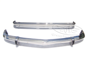 BMW 02 Series pre 1971 Bumpers,  stainless steel,  bumpers,  brand new