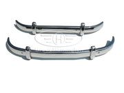 Saab 93 stainless steel bumpers,  brand new