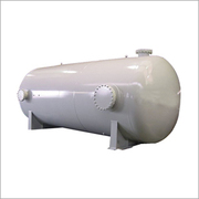 Air receiver horizontal manufacturer in thane sudarshan engineering