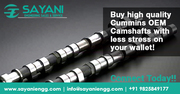 Cummins Camshafts Suppliers