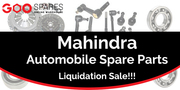 Automobile spare parts liquidation sale