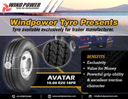 Truck Radial Tyre - For Trailer Manufacturer