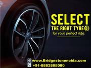 Well established Bridgestone Tyre Dealers in Noida