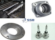 Bearing Parts & Supplies | Tapered Roller Bearing Cones | SSBFORGE