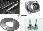 Forged Steel Shafts | Forged Gear | SSBFORGE