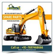 Best Excavator Spare Parts Suppliers in Indore,  aadhyainfraserve